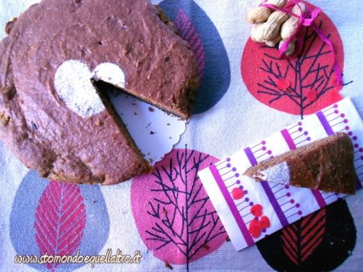 cake rape rosse